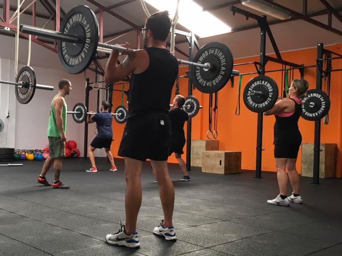 CrossFit Carabanchel